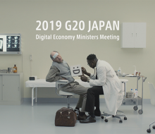 G20 Japan Digital web movie 2019 / データ×医療