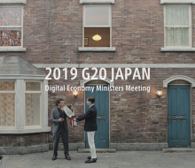 G20 Japan Digital web movie 2019 / データ×恋愛